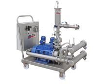 FLN continuous flotation units