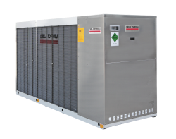 Refrigerating systems with a hermetic compressor RAF/PC