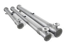 Plate/tubular heat exchangers