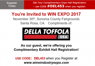Get your Complimentary Exhibit Hall Registration for WIn Expo 2017!